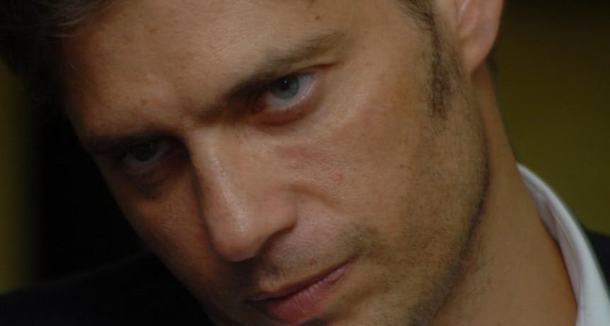 Axel Kicillof : Estoy triste esto afectará a millones de argentinos