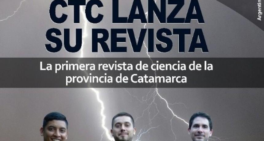 Cazadores de Tormentas lanza su primera revista de ciencia