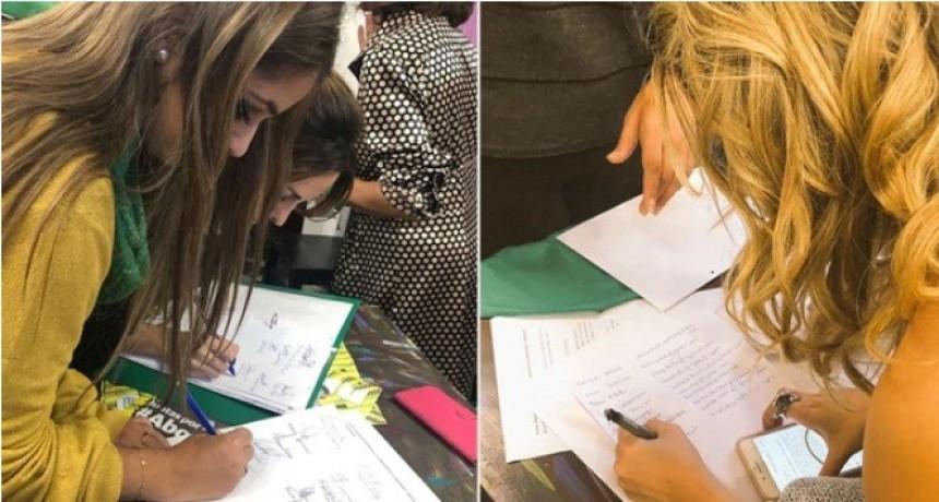 600 periodistas pusieron su firma en apoyo a la despenalización del aborto