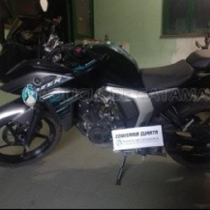 Recuperan una costosa moto que había sido robada
