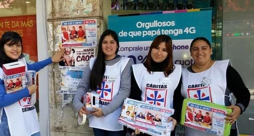 Cáritas iniciará la campaña por la colecta anual solidaria