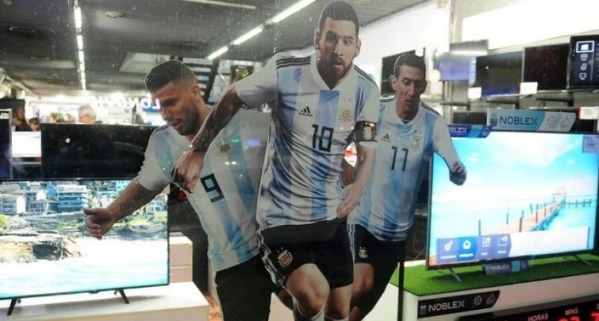Arrancó el Hot Sale y la gran apuesta son los televisores para ver a Messi