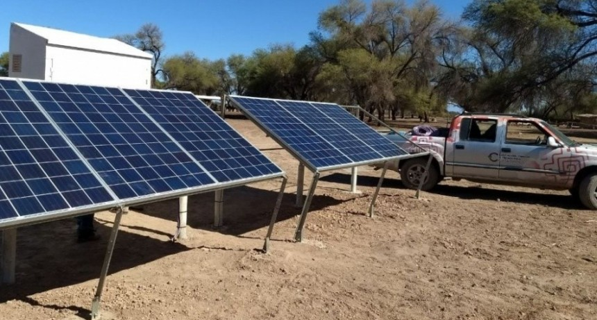 Escuelas de Pipanaco, con energía fotovoltaica