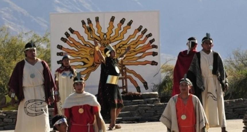 Se presenta el Inti Raymi en Buenos Aires