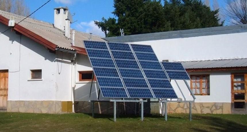 Robaron un panel solar de la Escuela Nº364 de Las Cejas