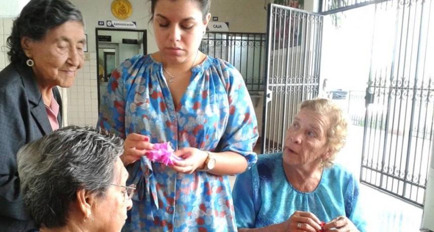 Programa de Voluntariado brindaran asistencia a los abuelos alojados en el Hogar de Ancianos