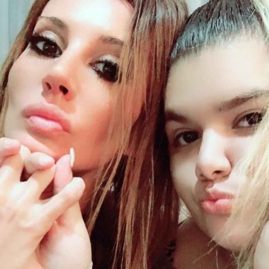 Natacha Jaitt adoptó a Morena Rial y la tiene en su casa