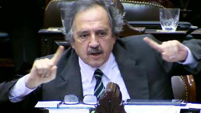 Alfonsín: