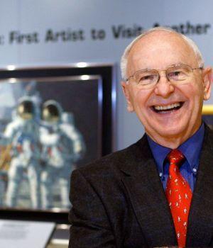 Murió AlanBean, el cuarto hombre en pisar la Luna
