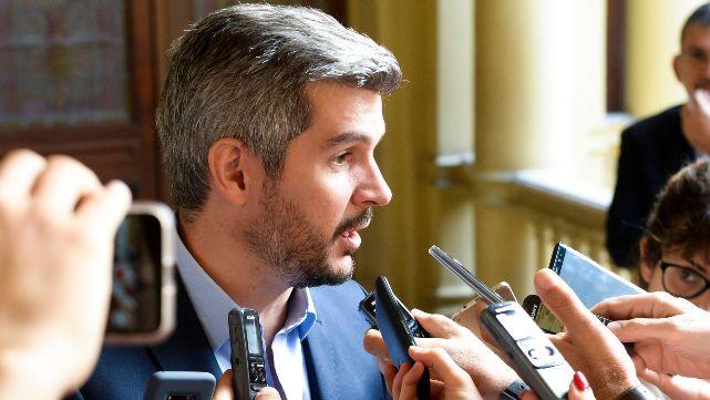 Peña llamó a la calma por la reforma laboral, la suba del dólar y el tarifazo