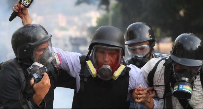 Ya son dos los muertos por los enfrentamientos en Venezuela