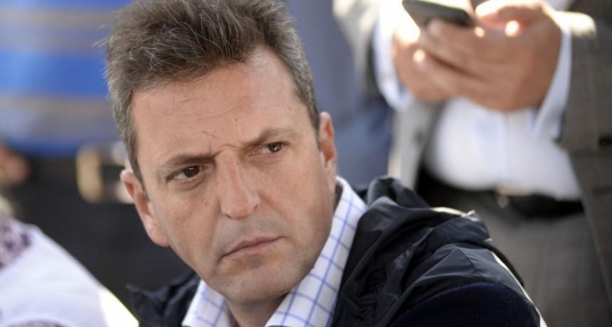 Massa se enojó por la filtración de su charla con Macri: Es un gobierno terco