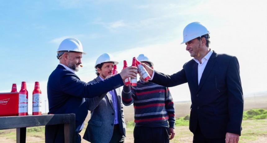 Quilmes invierte USD 280 millones en la primer planta de cerveza con energía renovable