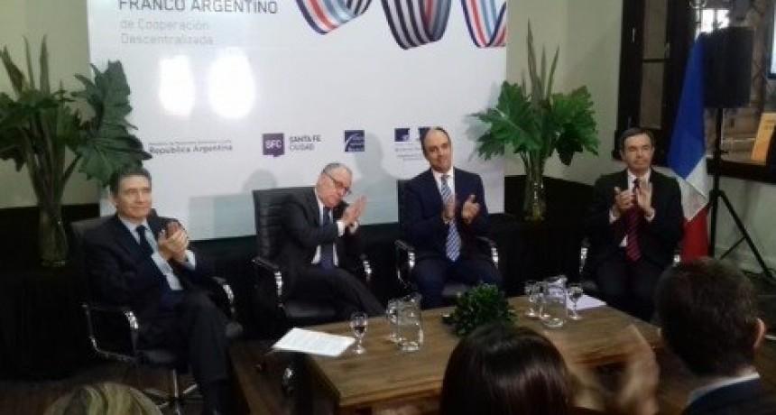 Francia invertirá mil millones de euros en Argentina