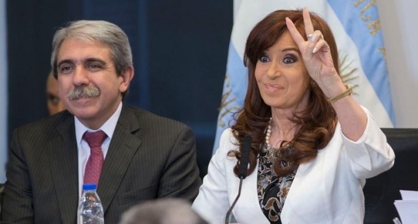 Aníbal Fernández anticipó un triunfo de Cristina : La yegua va a volver