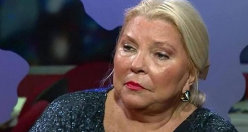 Elisa Carrió: el libro de la ex presidenta expresa que lo viene es la venganza