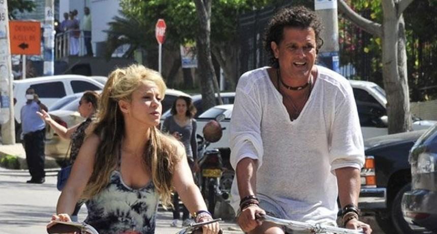 La Bicicleta: un tribunal español absolvió a Shakira y Carlos Vives de plagio