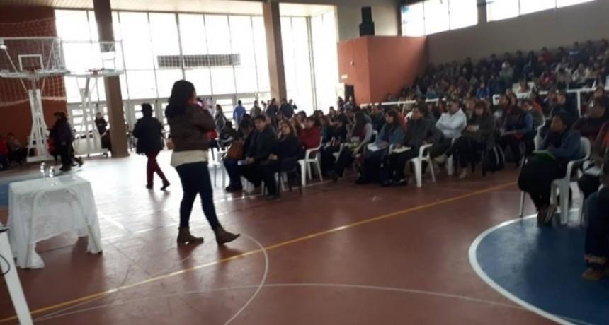 El INADI capacito a 600 docentes de los departamentos Belén, Andalgalá, Tinogasta y Santa María