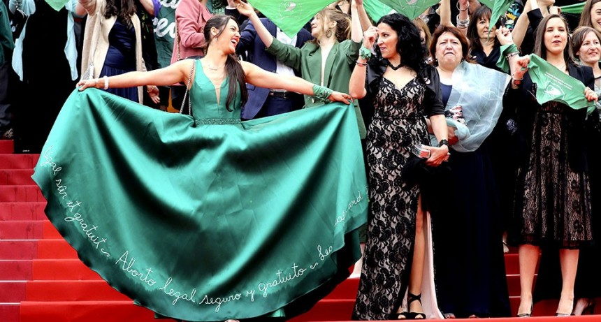 La ola verde se presentó en Cannes