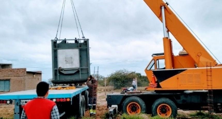 Avanza el nuevo crematorio del cementerio parque Virgen Morena