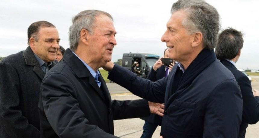 Schiaretti se reunirá con Macri antes de la cumbre del PJ