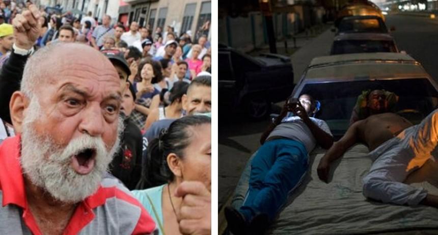 VENEZUELA: La escasez de gasolina podría desatar la furia en las calles