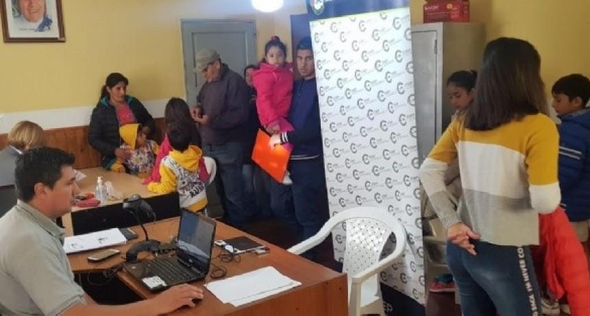 Renovación de carnés de OSEP llega a Aconquija