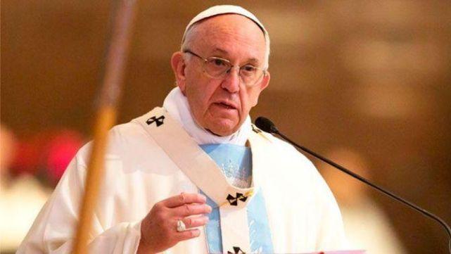 Francisco le habló a fueguinos y santracruceños
