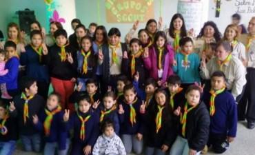 Quedó conformado el Grupo Scout en El Alto