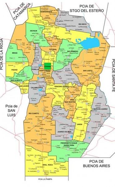 Eligen autoridades en 105 localidades de Córdoba