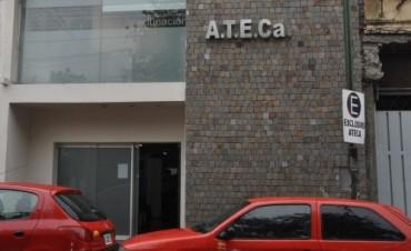 ATECa se Moviliza el martes y piden la Renuncia de Ariza