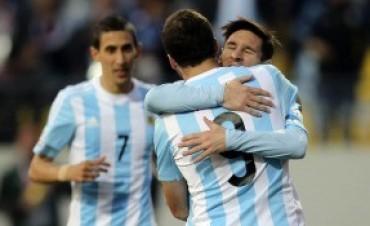 Argentina venció a Jamaica, sin sobrarle nada