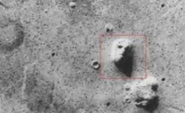 Cazamarcianos Revelan que También Apareció una Pirámide en Marte
