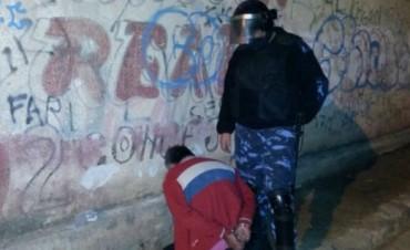 Arrestan a ocho personas con Drogas