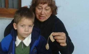 Ladrónes devuelven Auriculares  que robaron a niño Hipoacúsico