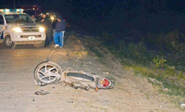 Accidente Fatal en Lugones, Docente  perdió la vida su mujer esta Grave