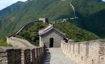 Desaparece la Muralla China roban ladrillos para Construir