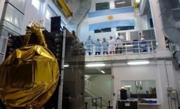 El Arsat-2 será lanzado al espacio a fines de septiembre