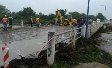 En Marcha el Nuevo Puente Para Bañado de Ovanta