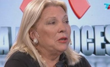 Carrió a Michetti: