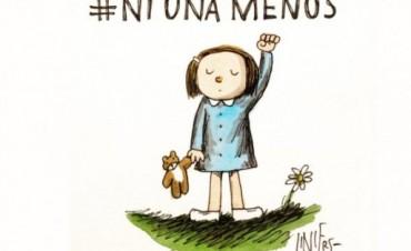 #NiUnaMenos: en el último año hubo 275 femicidios y hoy habrá otra movilización