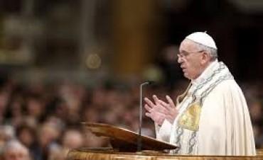 Francisco dará una misa que se transmitirá por streaming con lenguaje de señas