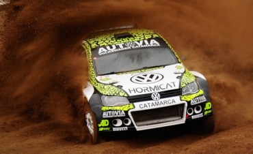 Rally de Catamarca regresa al calendario del Rally Argentino