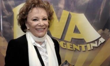 Murió a los 84 años, la actriz y ex diputada por el Justicialismo Irma Roy