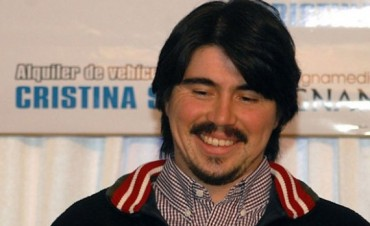 Marijuan imputó a Leandro Báez por lavado de dinero