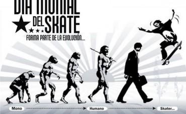 21 de junio es el Día Mundial del Skate