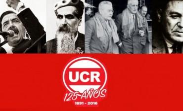 125 años de la Unión Cívica Radical