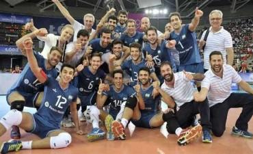 Vóley: Argentina hizo historia en la Liga Mundial