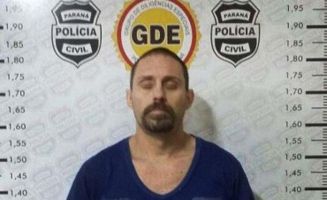 Pérez Corradi dijo que pagó cien mil dólares a Interpol para evitar que lo detuvieran