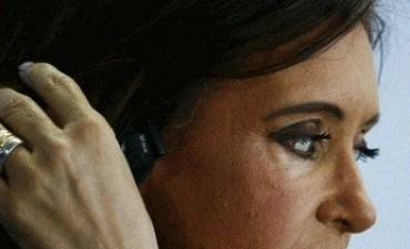 Cristina Kirchner recusó a Bonadio en la causa por las denuncias de Nisman